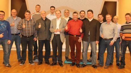Mit Schwung und Elan gehen die Kandidaten der Freien Wähler Ober-/Unterhausen den Kommunalwahlen 2014 entgegen. Ziel ist es, künftig mit mindestens vier Mandatsträgern im Gremium vertreten zu sein. Derzeit sind es drei.