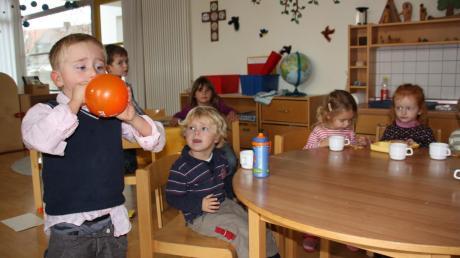 Die Gebühren für die Kindertagesstätte in Oberhausen werden zwischen fünf und 20 Euro pro Monat teurer.