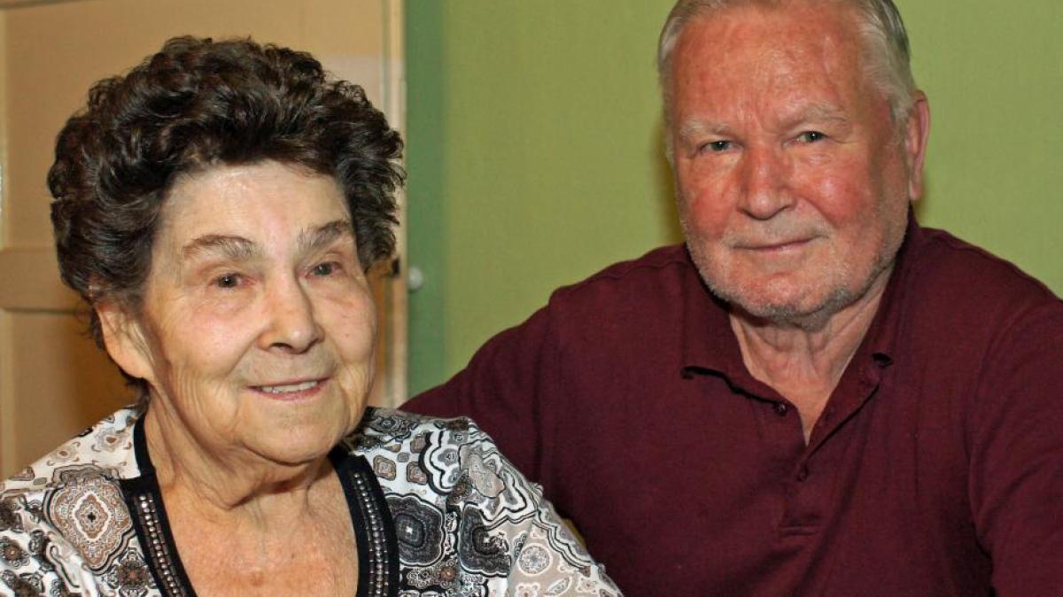 Jubiläum: Nach 60 Jahren immer noch verliebt | Neuburger