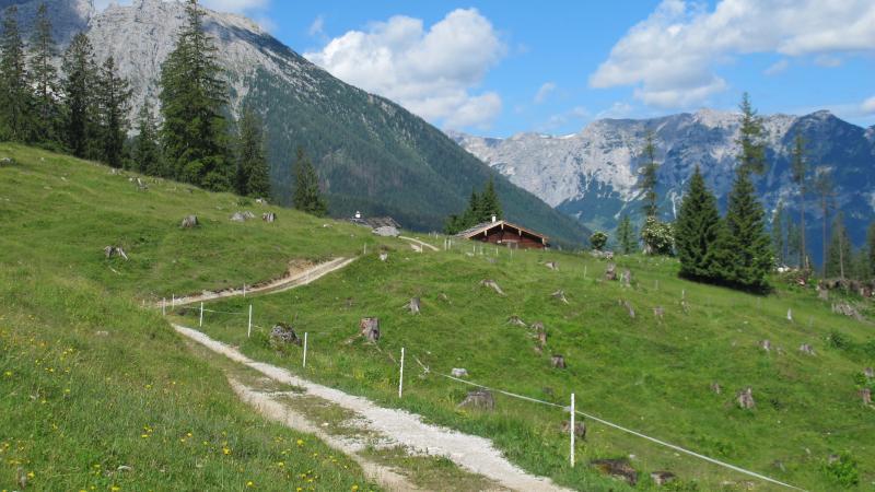 Bayerische Wanderer nach Corona-Infektion tagelang in Berghütte festgesetzt