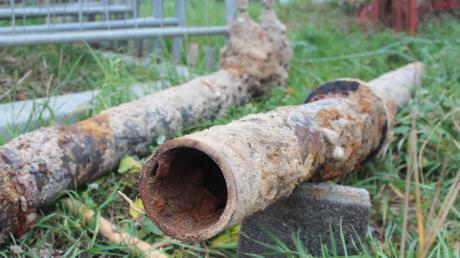 Zahlreiche Kommunen in Bayern müssen ihre Wasserleitungen bald erneuern.