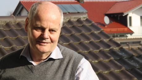 Walter Sander will hoch hinaus: In einer Woche will er seine Partei gründen, im Herbst will er bei den Landtagswahlen antreten.