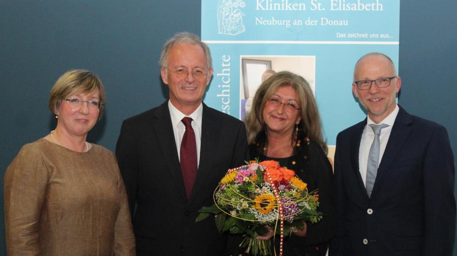 Neuburg Chefarzt Dr Eugen Brunner Legt Das Skalpell Zur Seite