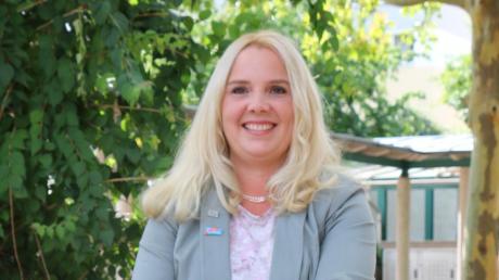 Die Neuburgerin Christina Wilhelm will für die Alternative für Deutschland, AfD, in den Landtag einziehen.
