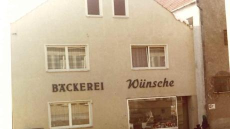 In Eitensheim hat Karl Wünsche 1968 das Familienunternehmen gegründet.  <b> Quelle: Edeka Südbayern</b>
