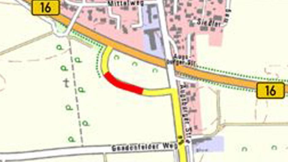 Verkehr: Am Südpark beginnen die Arbeiten - Nachrichten Neuburg ...