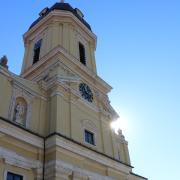 Die Neuburger Hofkirche feiert am 21. Oktober mit einem großen Festtag ihr 400-jähriges Bestehen.