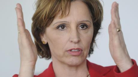 Christine Haderthauer hört als Stadträtin auf.