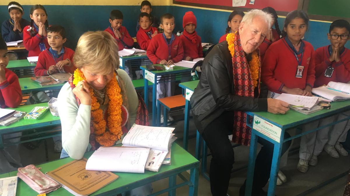 Nepal: Gute Schulen, glückliche Kinder