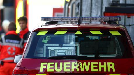 Die Illertisser Feuerwehr musste am Dienstagmorgen zwei Mal ausrücken.