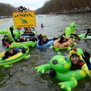Donauschwimmen, Turtles aus Stadtteil Laisacker, 6.jpg