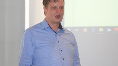 Sebastian Glener ist Vorsitzender der iKommZ. Der Interkommunalen Zusammenarbeit gehören die Gemeinden Bergheim, Burgheim, Ehekirchen, Oberhausen, Rennertshofen, Rohrenfels und Wellheim an.