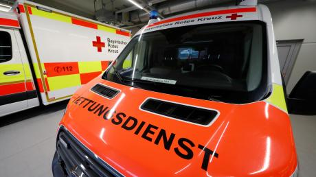 Ein Unfall, in den auch ein Krankentransportwagen verwickelt war, ereignete sich bei Nattenhausen.