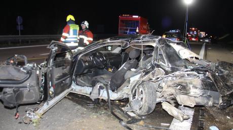 Ende Oktober hat sich auf der A9 ein tödlicher Unfall ereignet. Ein 22-Jähriger starb, der mutmaßliche Unfallfahrer ist jetzt in Haft.