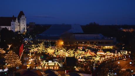 Stefan Leonhardsberger wird zur Eröffnung des Ingolstädter Christkindlmarkts eine Weihnachtsgeschichte vorlesen und so auf die Adventszeit einstimmen.