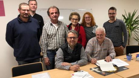 SPD-Parteimitglieder haben sich zusammen mit Gemeindebürgern Gedanken über ihr Wahlprogramm gemacht.