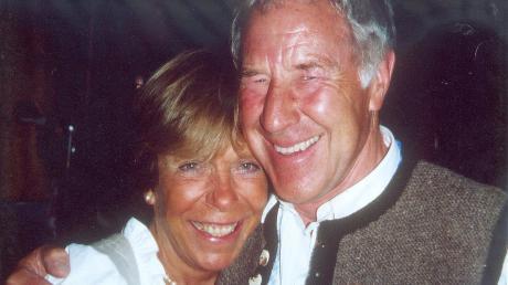 Sybille und Fritz von Philipp sind seit 30 Jahren verheiratet – davor kannten sie sich nur, weil sie jedes Jahr zur selben Zeit am selben Ort Ski fuhren.