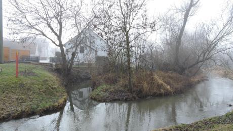 Seit Menschengedenken hat die Kleine Paar den Burgheimern kein Hochwasser beschert. Theoretische Planungen sprechen allerdings eine andere Sprache.