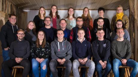 """Die Theatergruppe des BSV Berg im Gau präsentiert bald das Stück """"Deifi Sparifankerl""""."""