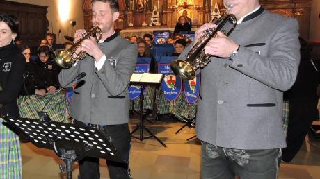 Viele Solisten begeisterten bei diesem Weihnachtskonzert...
