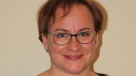 Manuela Heckl bewirbt sich um das Amt der Bürgermeisterin.