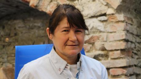 Marieluise Kühnl ist die neue Kulturamtsleiterin in Neuburg.