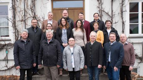 Die Dorfgemeinschaft Weichering hat ihre Kandidaten für den Gemeinderat nominiert.