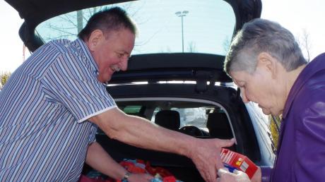 Das könnte beispielsweise eine umsetzbare Idee für die Gemeinde Bergheim sein: ein Fahrdienst für Senioren.