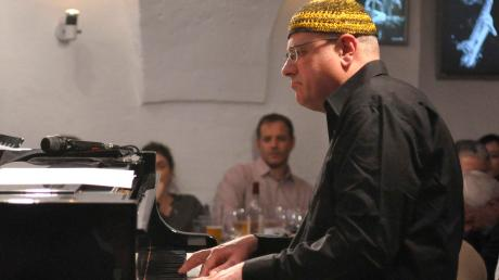 Roberto Magris spielte am Wochenende bei der 215. Auflage der Reihe Art of Piano im Birdland.
