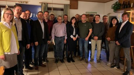 Der CSU-Ortsverband Königsmoos hat die Listenplätze für die Gemeinderatswahl am 15. März vergeben. Auf einen eigenen Bürgermeister-Kandidaten hat die Partei verzichtet.