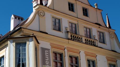 In diesem Gebäude sollte ein Museumscafé entstehen.