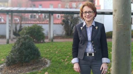 Ulrike Polleichtner stellt sich als Bürgermeisterkandidatin zur Wahl – damit auch die Bürger eine Wahl haben.