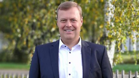 Michael Lederer ist seit 2002 Mitglied des Karlshulder Gemeinderats und seit 2014 2. Bürgermeister. Jetzt möchte er in die erste Reihe vorrücken.