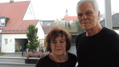 Seit 60 Jahren verheiratet: Manfred und Anneliese Uebrück.