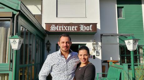 Francesco Capalbo und seine Partnerin Maddalena Mastria haben Anfang des Jahres den Strixner-Hof übernommen.