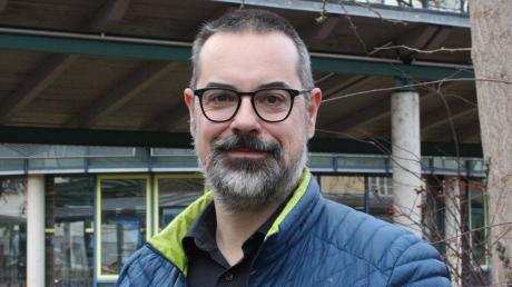 Thomas Krammer, aktuell 3. Bürgermeister, möchte bald Rathauschef in Karlskron sein.