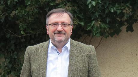 Fridolin Gößl ist seit 18 Jahren Bürgermeister von Oberhausen und möchte es bleiben.