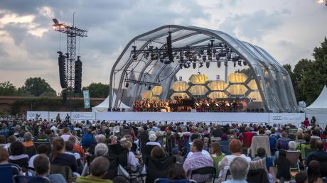 Auch heuer findet im Klenzepark wieder ein Open-Air-Konzertwochenende statt. Diesmal am 3. und 4. Juli.