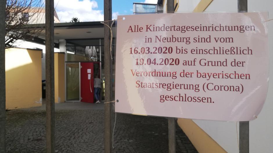 Bayern Schließt Schulen