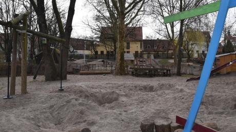 Die Kindergärten in der Region sind wegen Corona geschlossen.