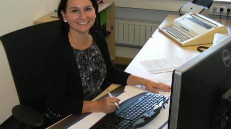 Yvonne Koch wird als dritte Standesbeamtin für den Bezirk Königsmoos bestellt