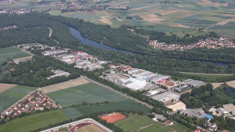 Das Brückenprojekt in Neuburg (hier Neuburg-Ost) sollte trotz des Coronavirus nicht gefährdet sein.