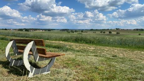 Ausruhen und das Panorama genießen, das ist jetzt in Rohrenfels und den Ortsteilen möglich.