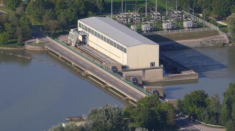 Die Donaubrücke Bertoldsheim wird tageweise gesperrt.