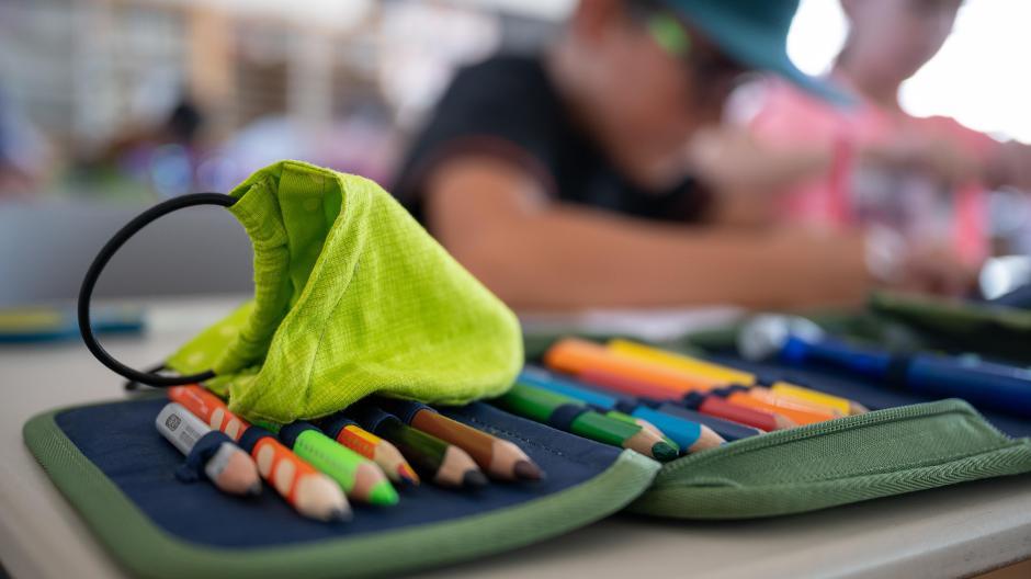 Positive Tests an zwölf Schulen in Augsburg, drei im Augsburger Land und zwei in Aichach-Friedberg: Viele Schüler und Lehrer sind in Quarantäne.