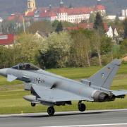Das Taktische Luftwaffengeschwader 74 in Neuburg führt am Mittwoch Vermessungsflüge durch. Es kommt zu einem erhöhten Flugbetrieb.