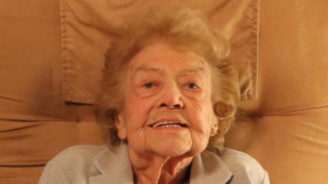 Auf ein bewegtes Leben blickt die 98-jährige Pauline Abt heute zurück.
