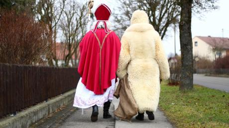 Der Nikolaus kommt in diesem Jahr wegen Corona nicht persönlich in die Baarer Familien.