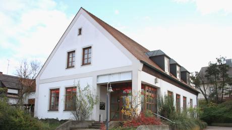 Vorübergehende Heimat der Oberhausener Verwaltung wird die ehemalige Sparkassenfiliale.