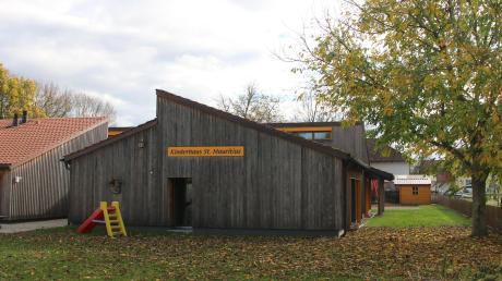 Im Kinderhaus in Bergheim wird derzeit nur ein kleiner Teil der Kinder notbetreut.
